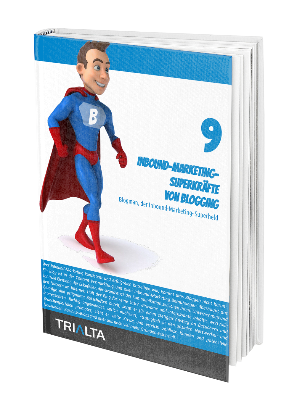 Inbound Marketing Blog ebook
